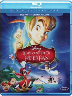 Avventure Di Peter Pan (Le) (SE) (Blu-Ray+E-Copy)