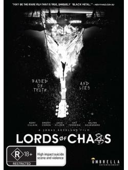 Lords Of Chaos [Edizione: Stati Uniti]