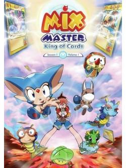 Mix Master: King Of Cards Season 1 - Vol 1 (3 Dvd) [Edizione: Stati Uniti]