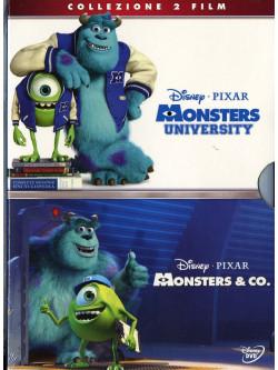 Monsters University / Monsters & Co. (2 Dvd)