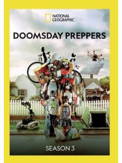 Doomsday Preppers S3 (3 Dvd) [Edizione: Stati Uniti]