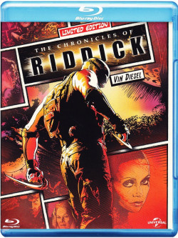 Chronicles Of Riddick (The) (Ltd Reel Heroes Edition)