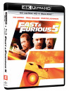 Fast And Furious 5 (Blu-Ray 4K Ultra HD+Blu-Ray)