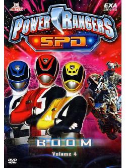 Power Rangers Spd 04