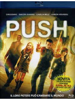 Push (Blu-Ray+Dvd)