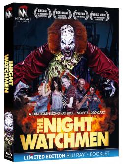 Night Watchmen (The) (Edizione Limitata) (Blu-Ray+Booklet)