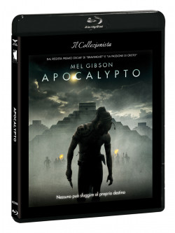 Apocalypto (Blu-Ray+Dvd+Card)