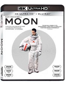 Moon (Blu-Ray 4K Ultra HD+Blu-Ray)
