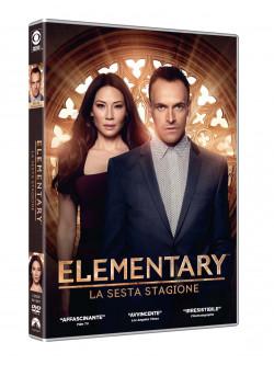 Elementary - Stagione 06 (6 Dvd)