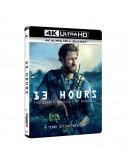 13 Hours - The Secrect Soldiers Of Benghazi (Blu-Ray 4K Ultra HD+Blu-Ray)