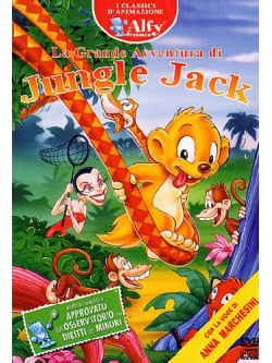 Grande Avventura Di Jungle Jack (La)