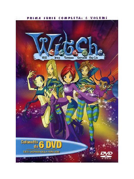 Witch - Stagione 01 (6 Dvd)