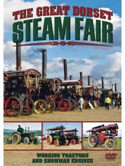 Great Dorset Steam Fair - Working Tractors [Edizione: Regno Unito]