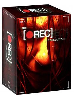 (Rec) Collection (4 Blu-Ray) [Edizione: Stati Uniti]