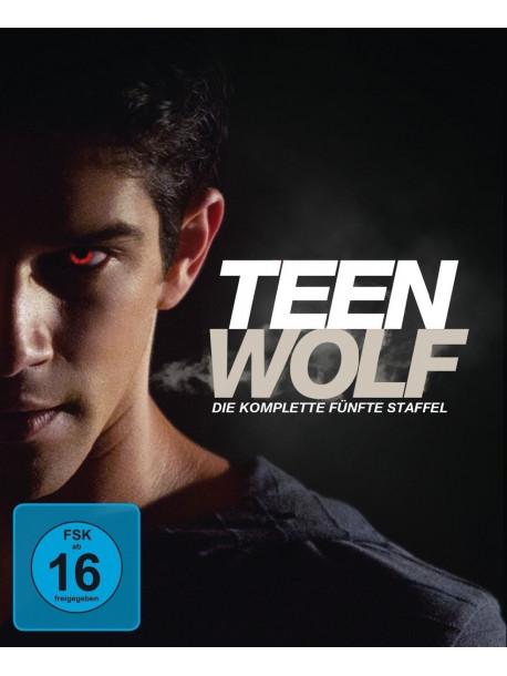 Teen Wolf - Saison 5 (4 Blu-Ray) [Edizione: Francia]