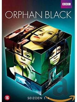 Orphan Black Season 1-4 (12 Dvd) [Edizione: Paesi Bassi]