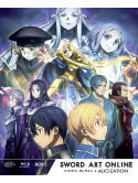Sword Art Online III Alicization - Limited Edition Box 02 (Eps.13-24) (3 Blu-Ray)