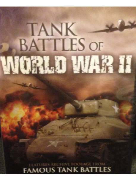 Tank Battles Of World War Ii  [Edizione: Regno Unito]