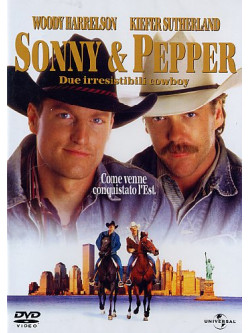 Sonny E Pepper - Due Irresistibili Cowboy