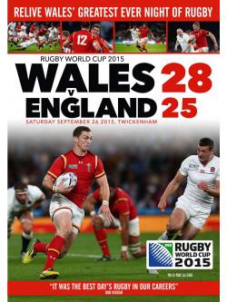 Rugby World Cup 2015 Wales V England [Edizione: Regno Unito]