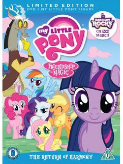 My Little Pony Season 2 - Volume 1 - The Return Of Harmony (Limited Edition) [Edizione: Regno Unito]