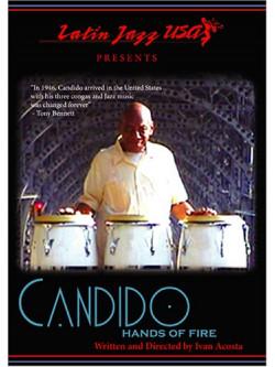 Candido Hands Of Fire [Edizione: Regno Unito]