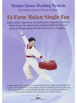 24 Form Mulan Single Fan [Edizione: Regno Unito]
