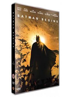Batman Begins (2 Dvd) [Edizione: Regno Unito]