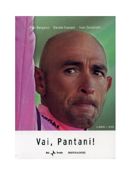 Vai, Pantani (Bergonzi / Cassani / Zazzaroni) (Dvd+Libro)