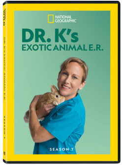 Dr K'S Exotic Animal Er: Season 7 (2 Dvd) [Edizione: Stati Uniti]