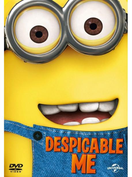 Despicable Me [Edizione: Regno Unito]