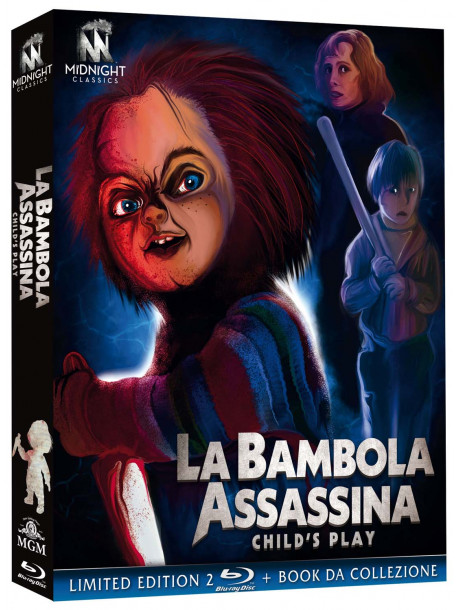 Bambola Assassina (La) (1988) (Ltd Edition) (3 Blu-Ray+Booklet)
