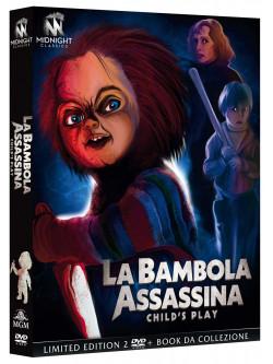 Bambola Assassina (La) (1988) (Ltd Edition) (3 Dvd+Booklet)