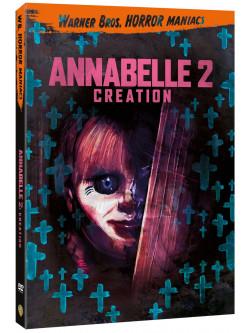 Annabelle 2: Creation (Edizione Horror Maniacs)