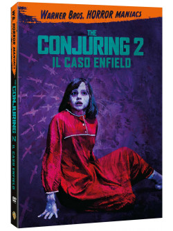 Conjuring 2 (The): Il Caso Enfield (Edizione Horror Maniacs)