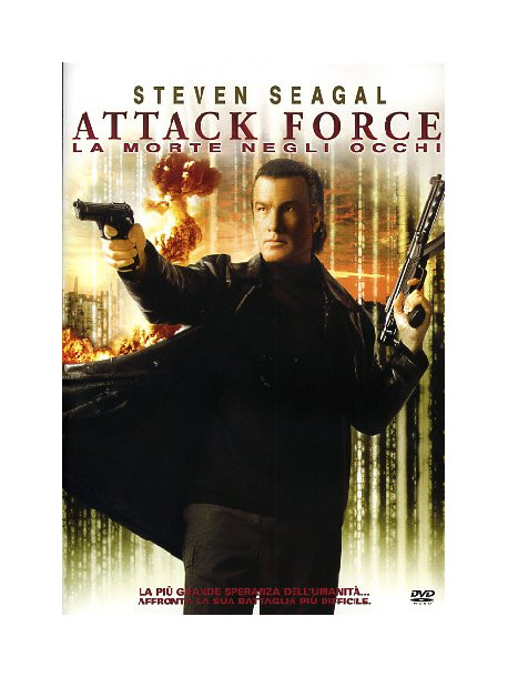Attack Force - La Morte Negli Occhi