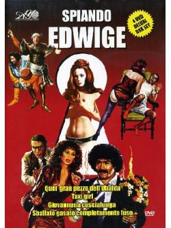 Edwige Fenech Cofanetto - Spiando Edwige (4 Dvd)
