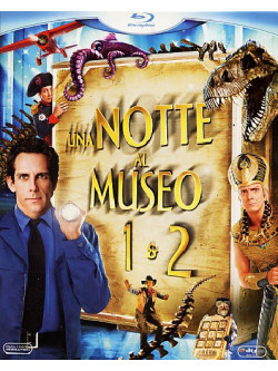 Notte Al Museo (Una) / Una Notte Al Museo 2 (2 Blu-Ray)
