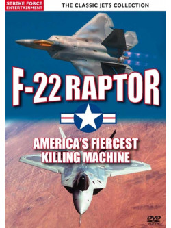 Classic Jets Collection - F-22 Raptor-americas Finest