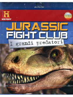 Jurassic Fight Club - I Grandi Predatori (Blu-Ray+Booklet)