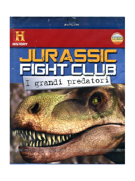 Jurassic Fight Club - I Grandi Predatori (Blu-Ray+Booklet)