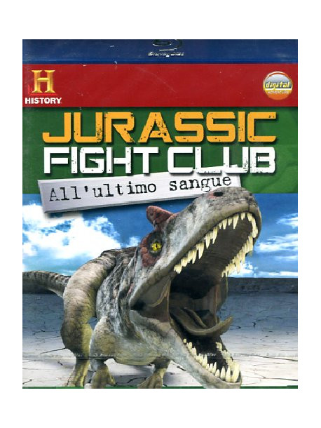 Jurassic Fight Club - All'Ultimo Sangue (Blu-Ray+Booklet)