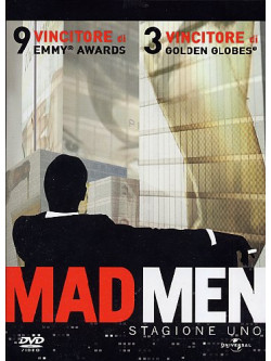 Mad Men - Stagione 01 (4 Dvd)