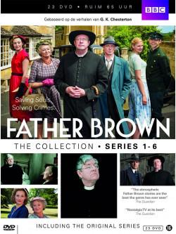 Father Brown Complete Col (23 Dvd) [Edizione: Paesi Bassi]