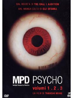 Mpd Psycho 01-03 (3 Dvd)