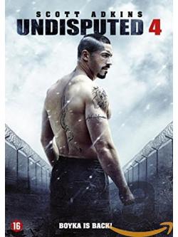Undisputed 4 [Edizione: Paesi Bassi]