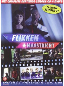 Flikken Maastricht S.13 (4 Dvd) [Edizione: Paesi Bassi]