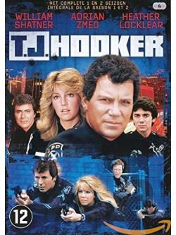 Tj Hooker - Season 1-2 (6 Dvd) [Edizione: Paesi Bassi]
