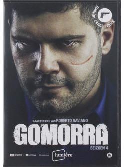 Gomorra Season 4 (3 Dvd) [Edizione: Paesi Bassi]