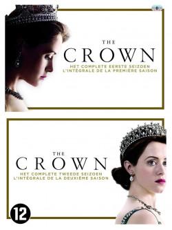 Crown - Season 1-2 (8 Dvd) [Edizione: Paesi Bassi]